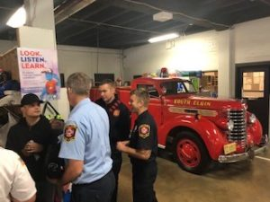 United Plastic Fabricating Fire Prevention Week kicks off in South Elgin with an open house
