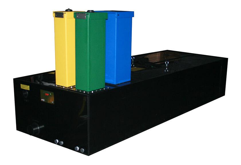 United Plastic Fabricating pumper tanks