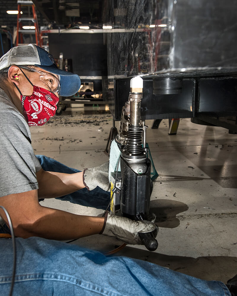 CAREERS AT UPF AT UNITED PLASTIC FABRICATING, OUR EMPLOYEES ARE A TOP PRIORITY